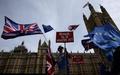 英とEU、離脱条件で合意 14日に閣議へ