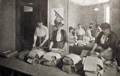 第1次世界大戦の「女性革命」 出征兵士に代わる労働力に