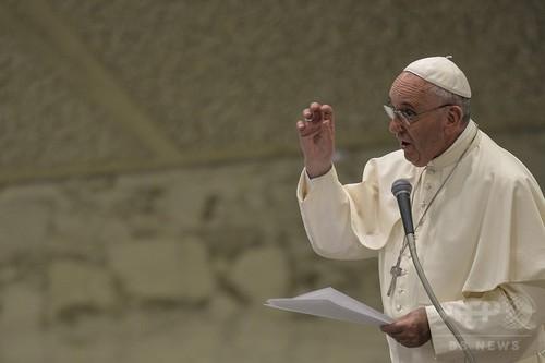 ローマ法王「ホテル経営の教団はきちんと納税を」