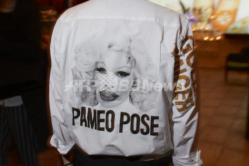 「パメオ・ポーズ」オープニングパーティ、アマンダ・ルポールも来日