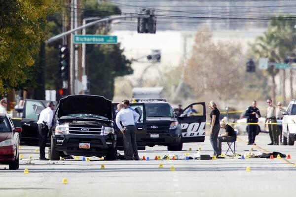 米銃乱射、容疑者夫婦宅に大量の武器 凶器は合法的に購入