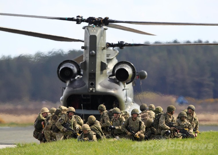 英兵士の数千人「戦うには太りすぎ」
