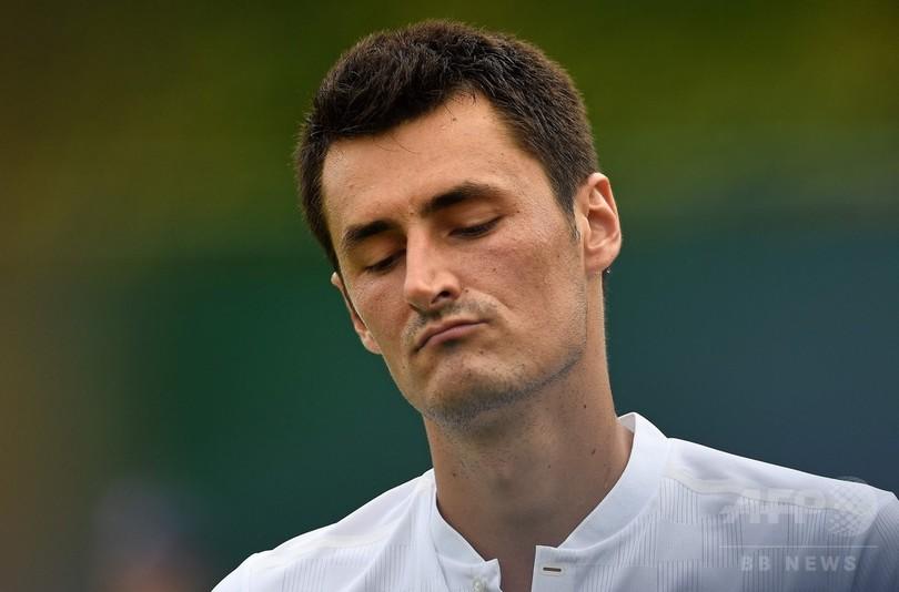 テニスに「愛着ない」、トミックの本音止まらず