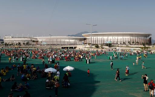 リオ五輪会場、安全上の懸念めぐり裁判所が閉鎖命令