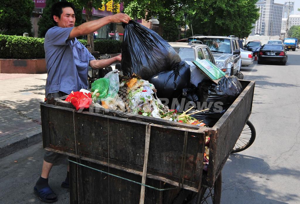 北京が「ゴミ危機」に直面