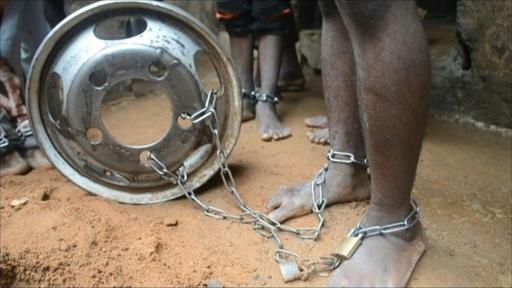 動画:ナイジェリアのイスラム学校から300人救出 虐待被害、「拷問部屋」も
