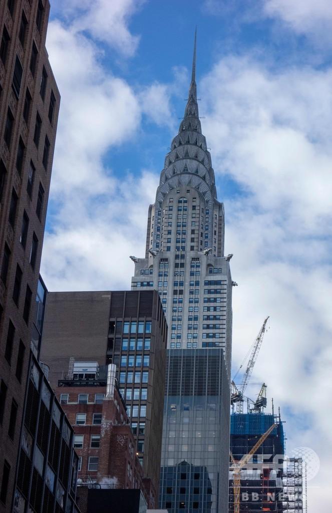ニューヨークの象徴、クライスラービル売却へ
