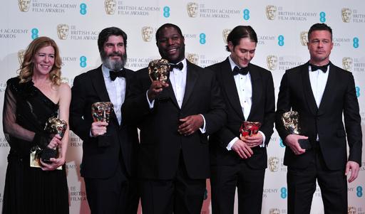英国アカデミー賞、『それでも夜は明ける』が作品賞