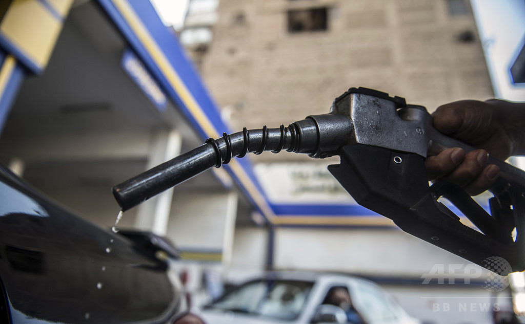 エジプト、燃料価格を最大50%引き上げ 緊縮政策の一環