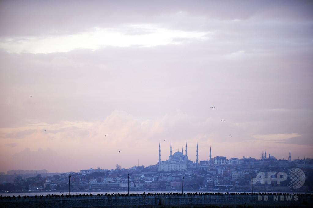 世界の腐敗認識ランキング、トルコと中国が悪化