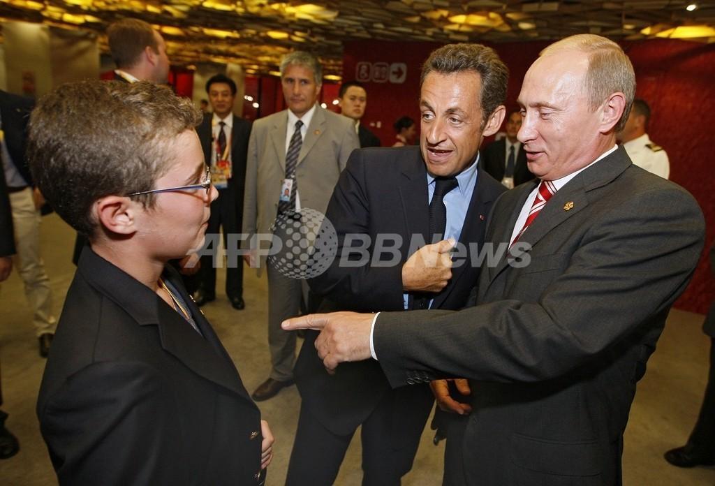 プーチン首相、報じられなかった「つるし上げる」発言が明らかに