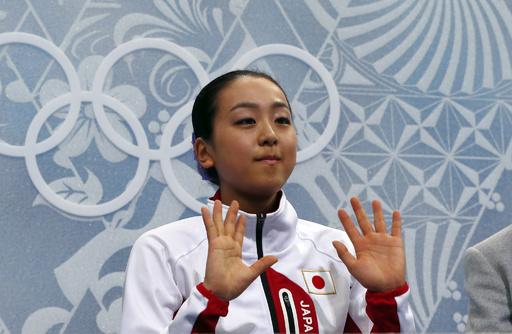 浅田真央、女子SPでまさかの16位 ソチ五輪
