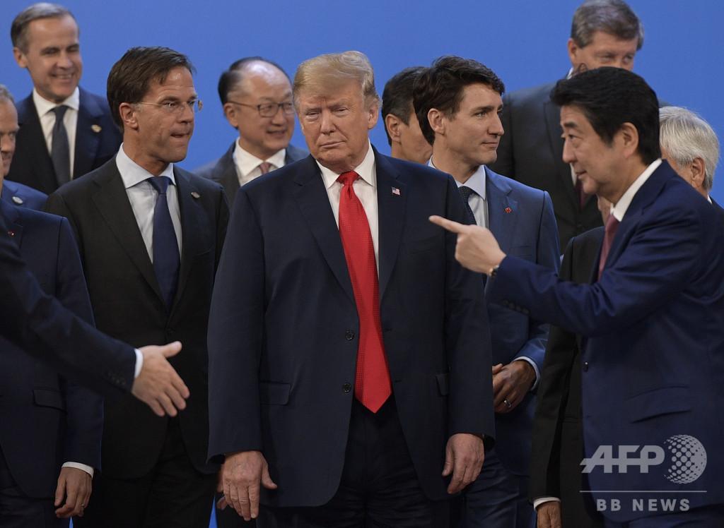 G20、気候変動めぐる各国のひずみが浮き彫りに