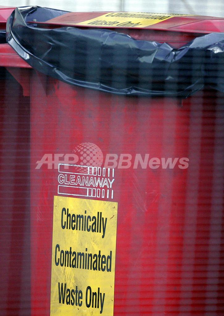 韓国で大規模なフッ化水素酸漏れ、近隣住民が避難