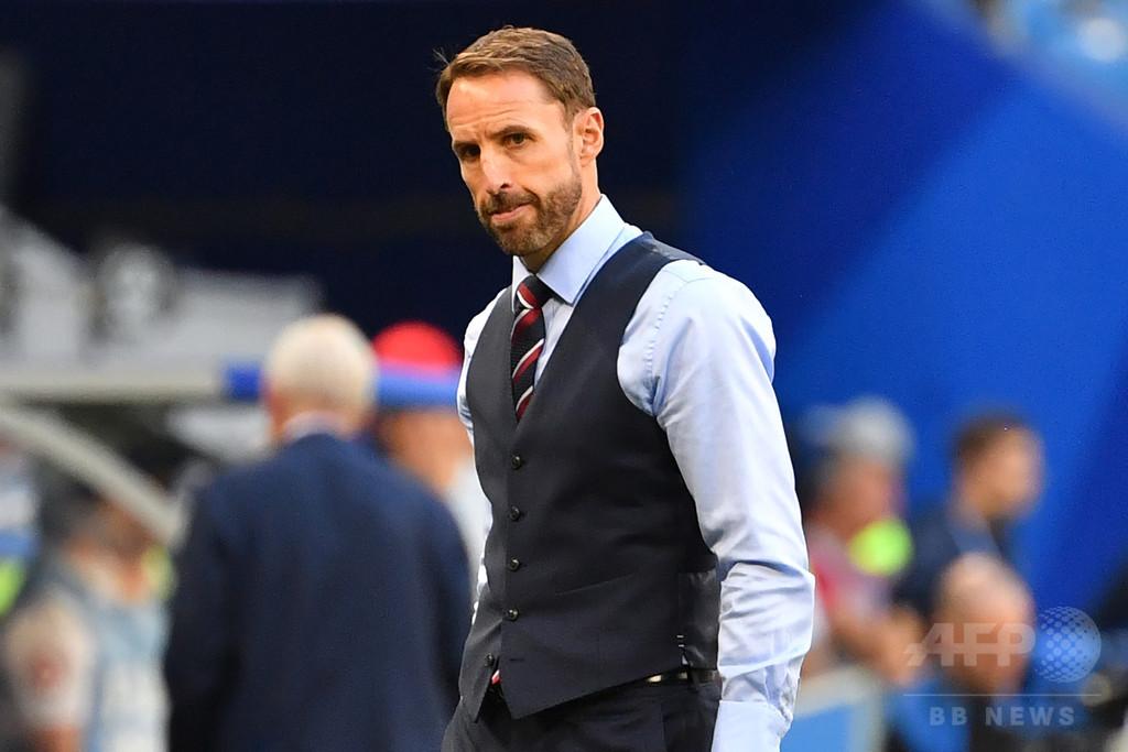 イングランドのサウスゲイト監督、準決勝で対戦望む相手は?