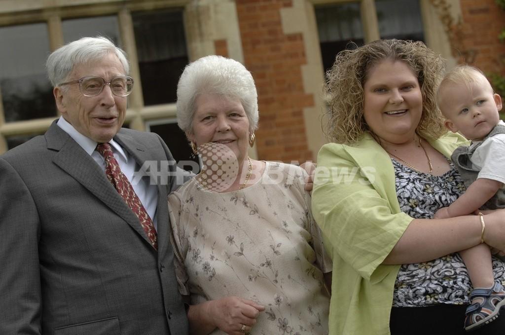 世界初の体外受精児を出産したレスリー・ブラウンさんが死去、64歳