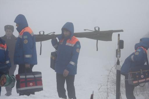 旅客機墜落、乗客ら21人全員死亡 カザフスタン