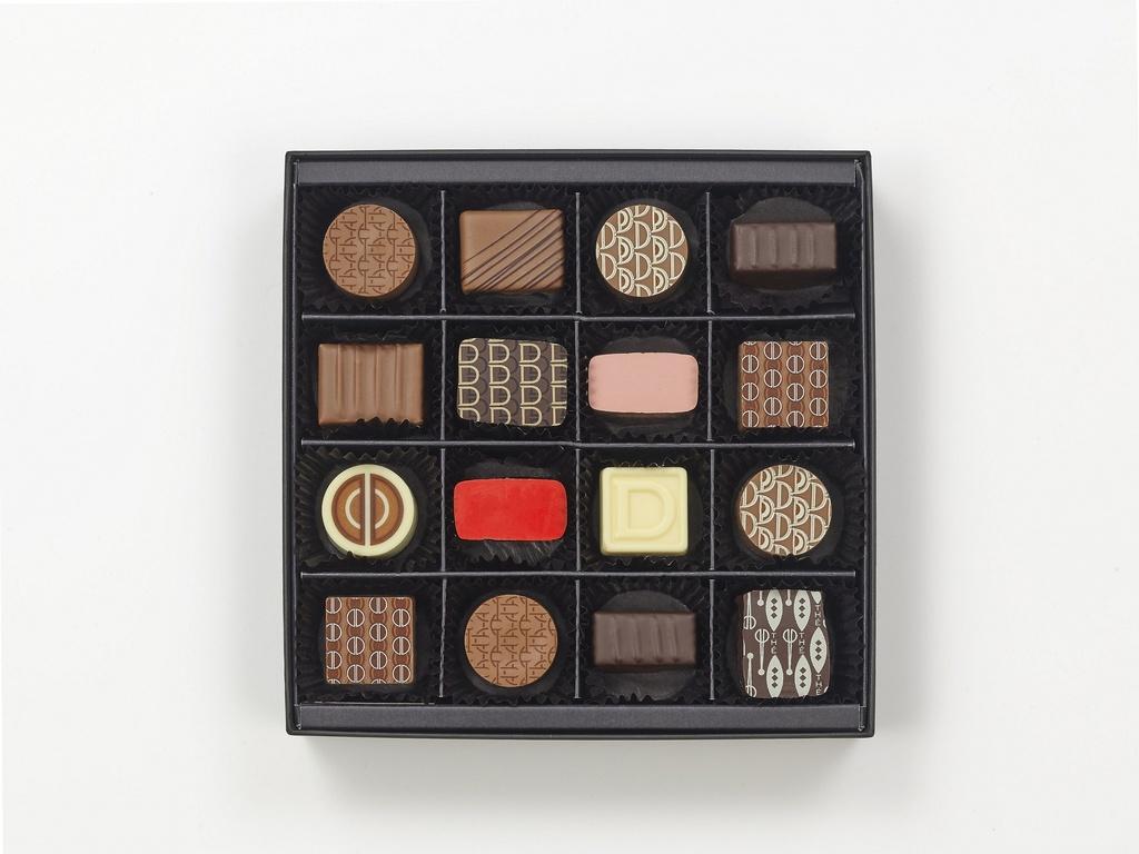 <チョコレートに恋して>第6回 可愛さと美味しさに心ときめく「ドゥバイヨル」のチョコレート