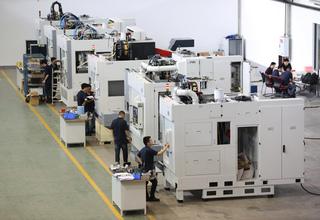 中国のハイテク製造業は急速な発展の勢いを維持