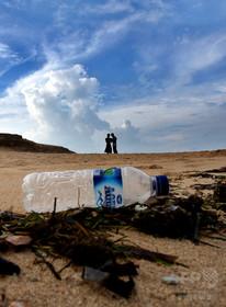 南太平洋の絶海の孤島、漂着ごみ汚染が過去最高レベルにまで悪化