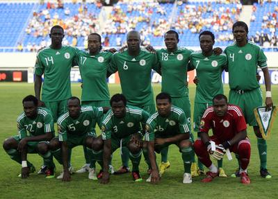 ナイジェリア アルジェリアを破り3位、アフリカ・ネイションズカップ