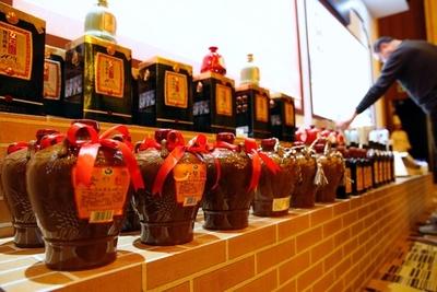 調理酒として人気の中国「黄酒」 年間1.5万トンを輸出