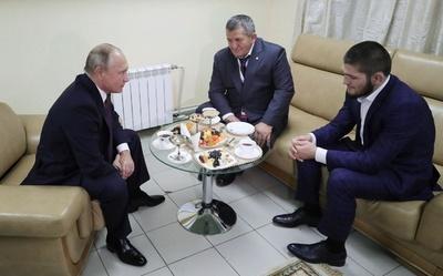 プーチン大統領、ヌルマゴメドフは厳しい処分に値しないと擁護