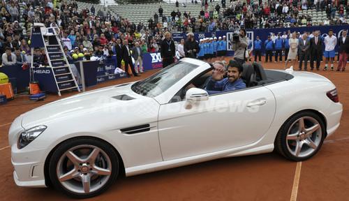 メルセデス・カップ - Stuttgart Open