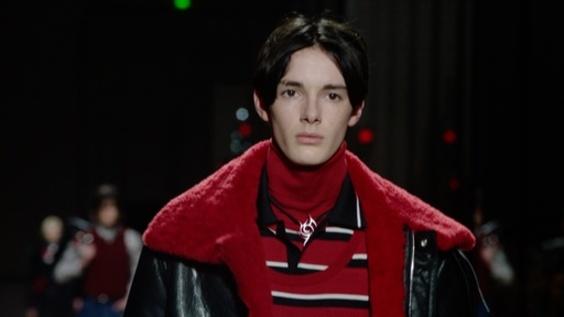 動画:今冬メンズ トレンドにタートルネックがカムバック