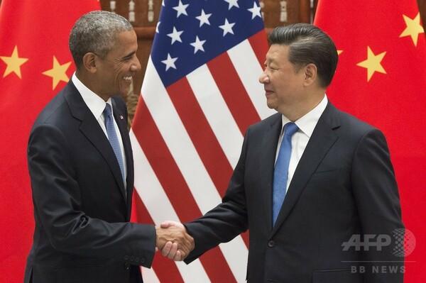 米中、パリ協定を批准 国連事務総長 年内発効に楽観的な見通し