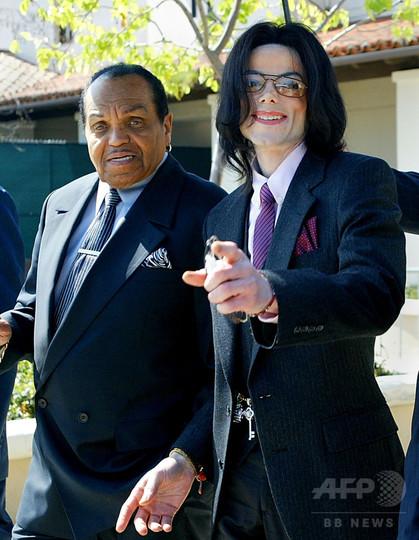 「ジャクソン5」の父、ジョーさん死去 89歳