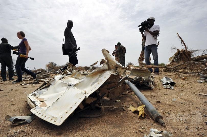 アルジェリア機墜落、2つ目のブラックボックス回収