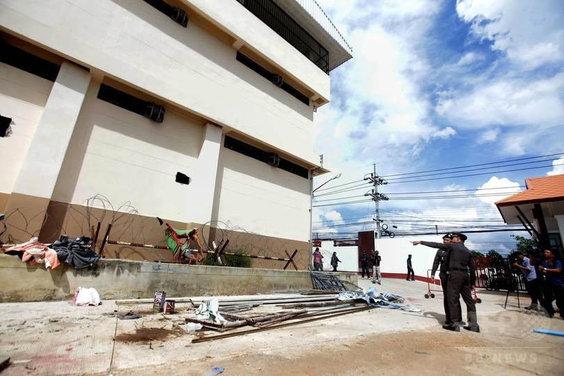 タイの移民収容施設からウイグル人らが脱走、警察が20人の行方追う