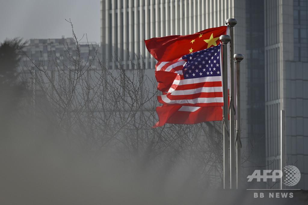 米ロサンゼルスで中国人科学者を逮捕、人民解放軍所属のスパイか