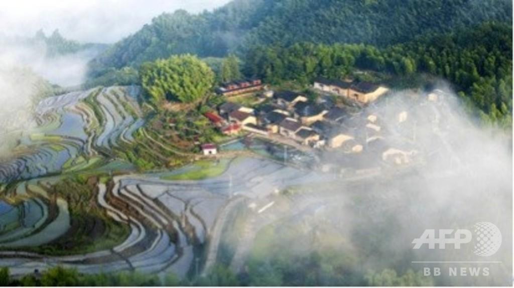 福建・南平市を潤す「エコ銀行」 水や森林を「ビジネス」に、村人豊かに