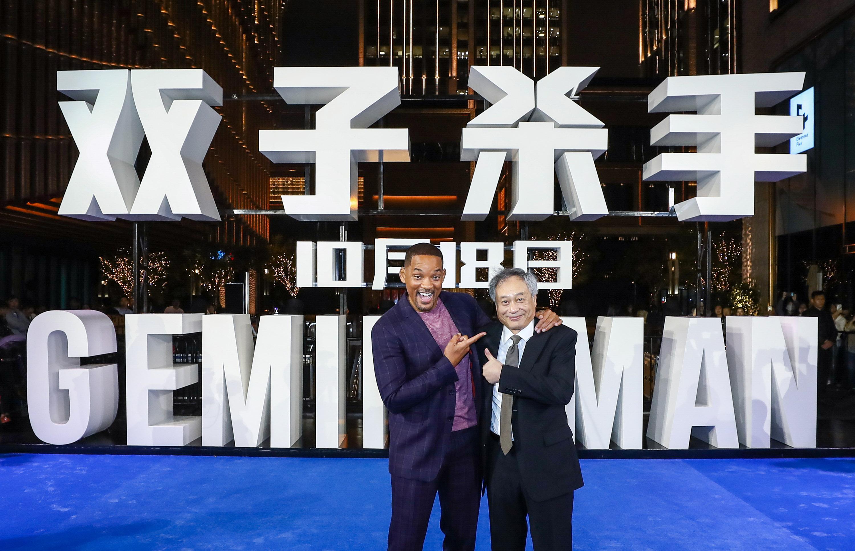 アン・リー監督最新作「ジェミニマン」、中国でプレミア上映会開催