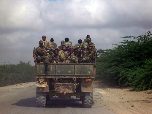 ソマリアで爆弾攻撃、エチオピア兵の発砲で市民12人死亡か