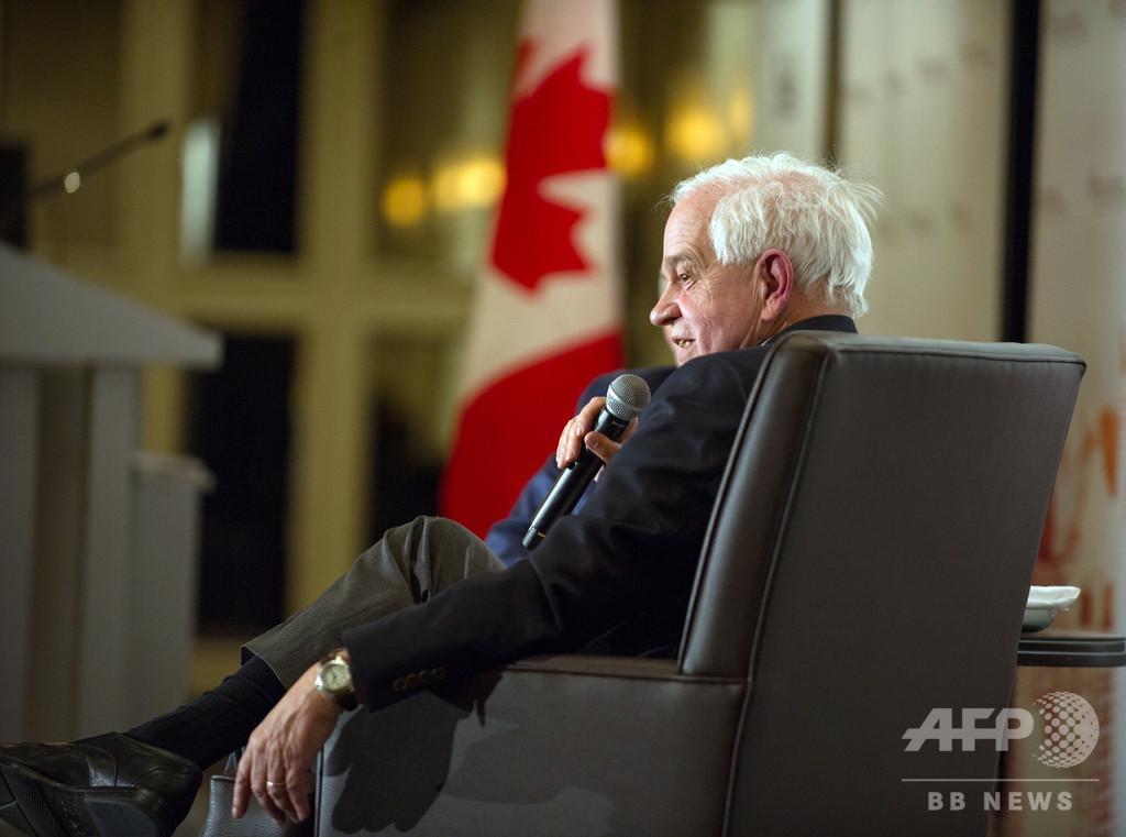 米引き渡し反対に「強い論拠」 カナダ大使、ファーウェイ幹部に理解
