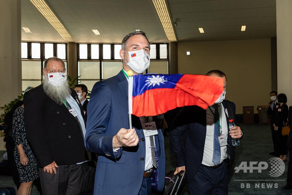 チェコ代表団の台湾訪問が象徴する「時代精神の変化」