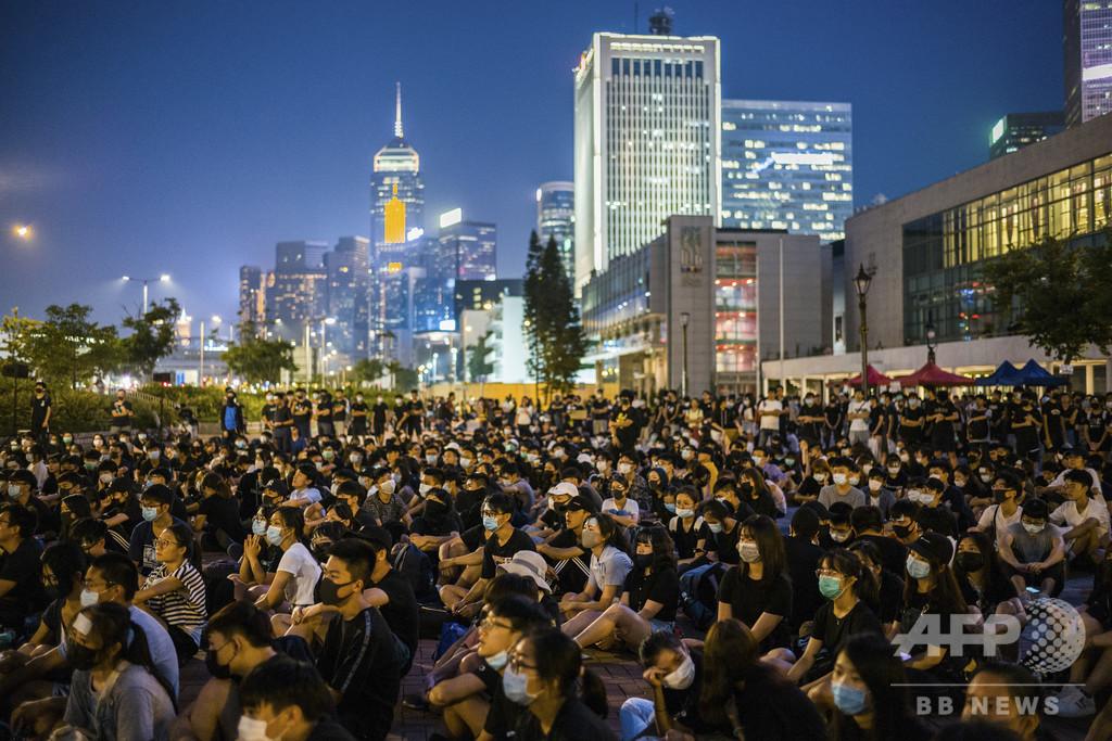 ユーチューブ、香港デモめぐる印象操作活動で210アカウント停止