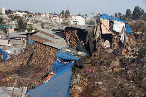 エチオピアのごみ山崩落、死者46人に 地ならしが引き金か