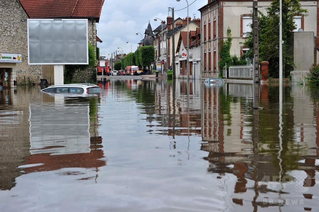 地球温暖化、欧州の洪水発生時期に変化 研究