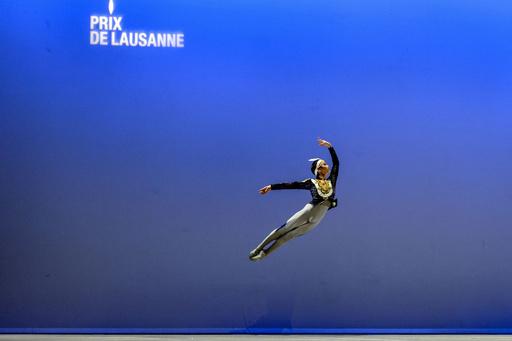 ローザンヌ国際バレエコンクール、日本人が3位入賞