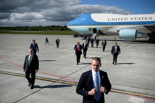 日米首脳、ゴルフ・相撲・牛串焼きで絆を強める トランプ大統領きょう来日