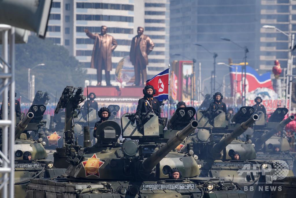 北朝鮮、軍出動の「準備万全」 非武装地帯への再進出検討