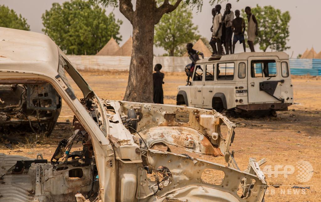 紛争で年間10万人超の幼児が死亡、国際NGO報告