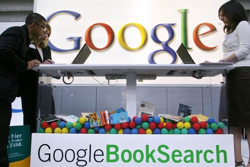 グーグル書籍電子化、和解修正案を提出 英語圏4か国に限定