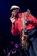 ロックの大御所チャック・ベリー、演奏中に倒れる 米国