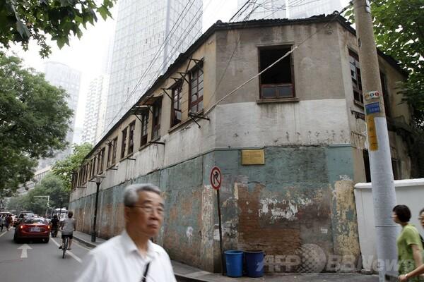 中国、南京の旧日本軍慰安所跡を保護文化財に指定