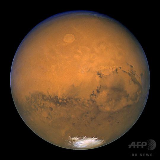 「火星からの隕石」に生物の痕跡か、国際研究